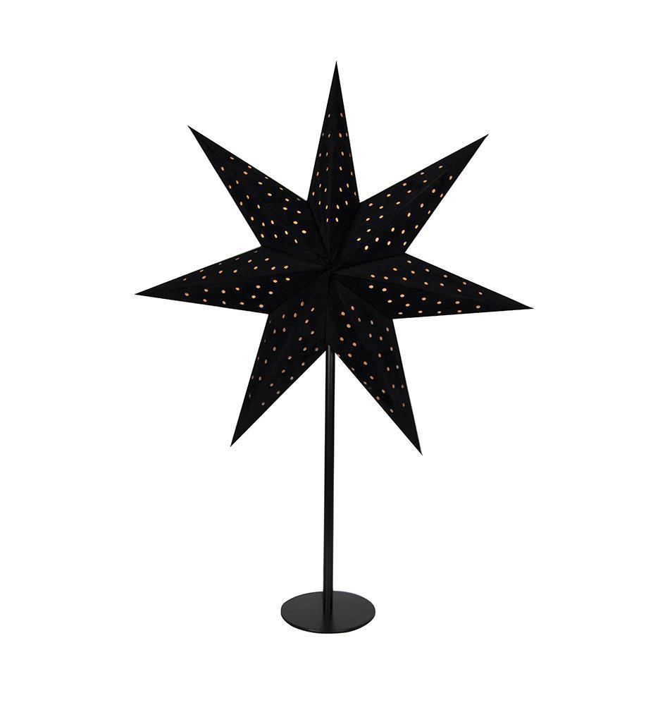 CLARA Table Star 45 Schwarz