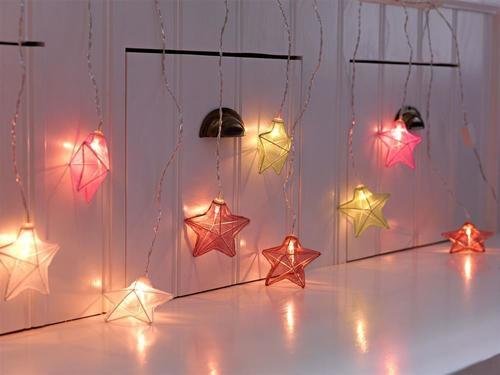 ISABELLA Eiszapfenstern LED Multicolor