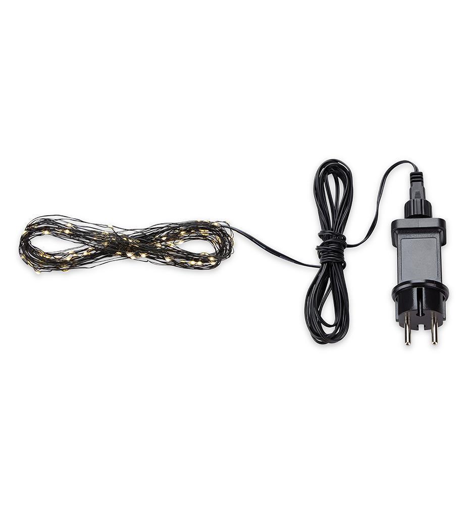 FENIX 80 Mini LED Leuchtkette IP44 Transformator