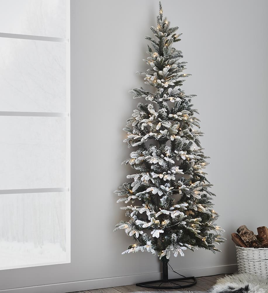 Markslojd GRANLUND Schneebedeckter grüner Weihnachtsbaum 120L 210cm x 80cm