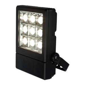 Lysse 12 Led Cree 230 V 25 W 30 St Ip65 Nw Wallwasher small 0