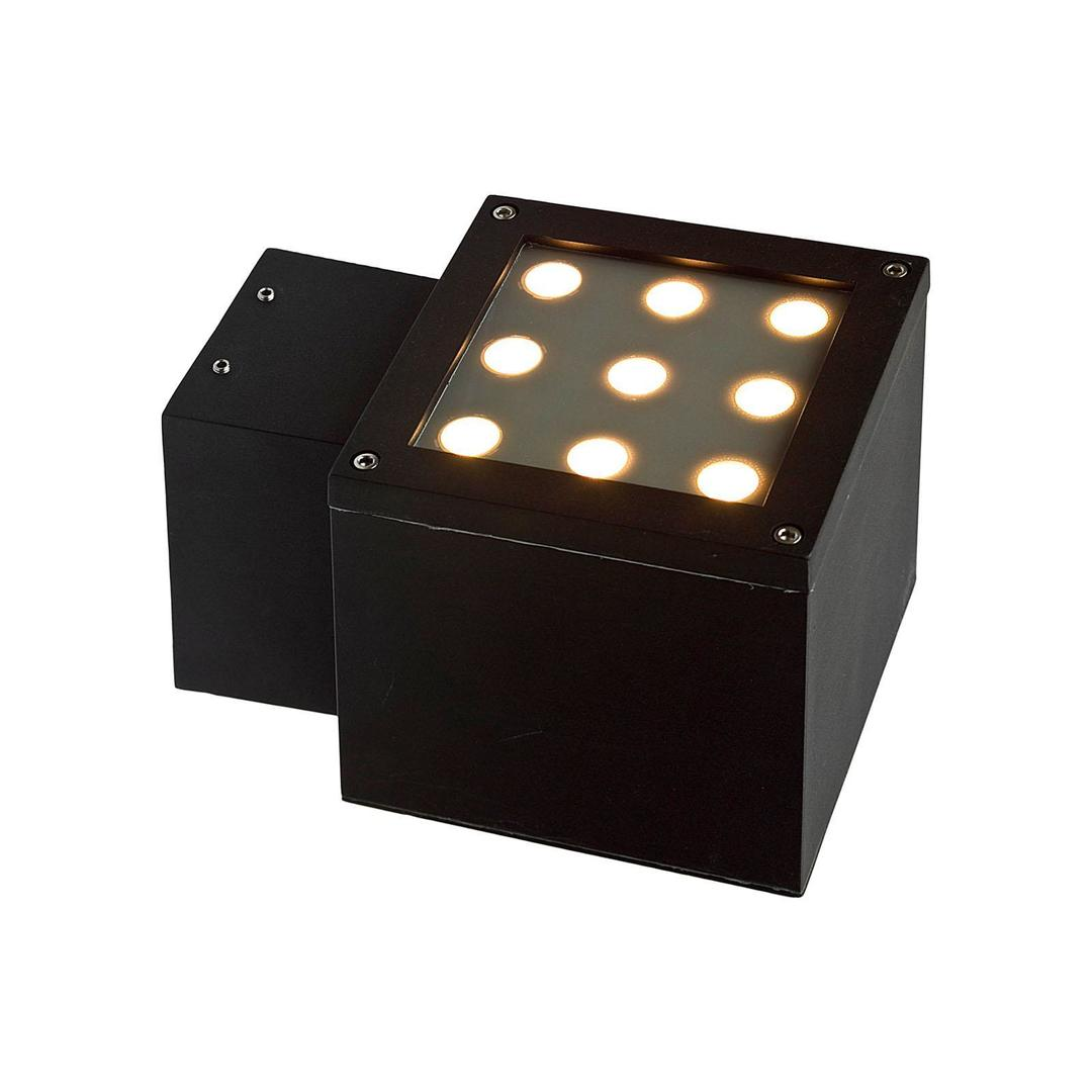 Torre 9 Led Cree 15 St 230 V 9 W Ip44 Nw Wandmontage