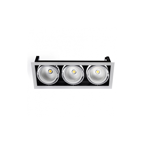 Moderne 3 X1 Led Cob Citizen 40 St 700 Ma 3 X27 W Ip20 Nw Downlight