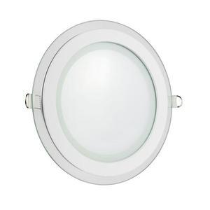 Eco Led Runde 230 V 6 W Ip20 Nw Decke Glaswellen small 0