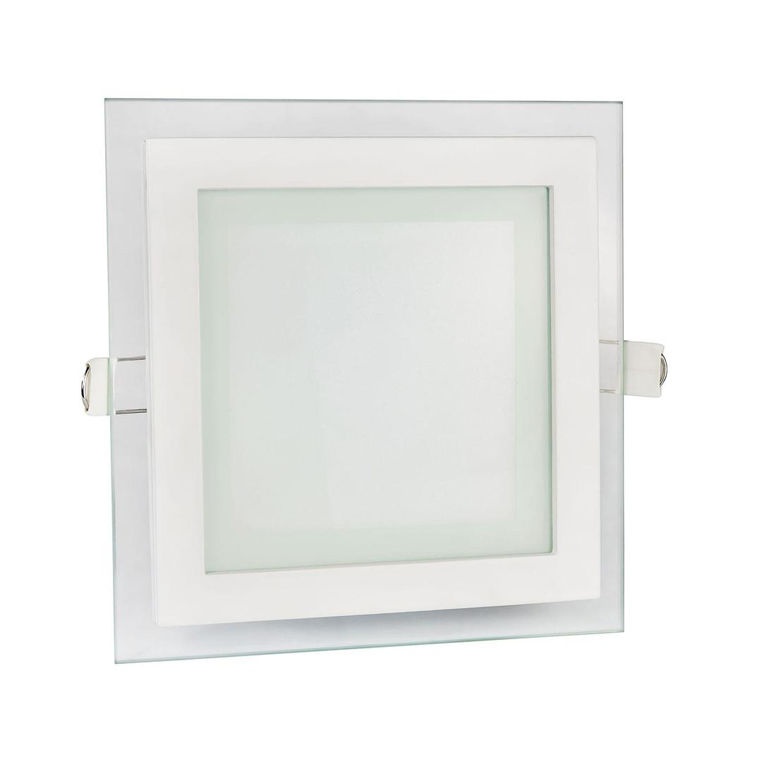 Kabel Eco Led Square 230 V 18 W Ip20 Nw Deckenglasauge