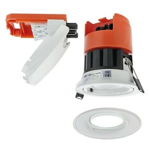 Ignis 8 W Cct Cw / Nw / Ww Ip65 Weißer Feuerring small 1
