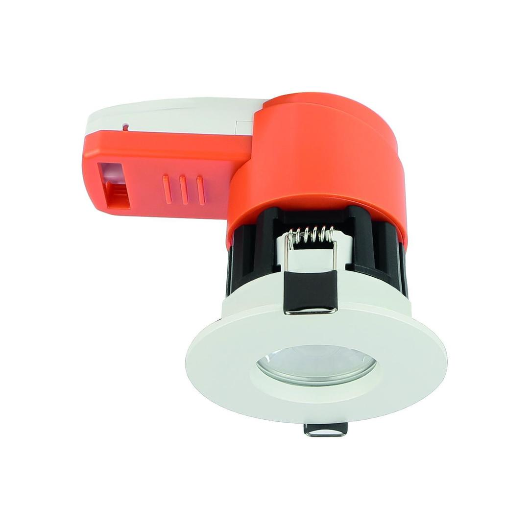 Ignis 8 W Cct Cw / Nw / Ww Ip65 Weißer Feuerring