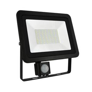 Noctis Lux 2 Smd 230 V 50 W Ip44 Cw Schwarz Mit Sensor small 0