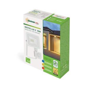 Noctis Lux 2 Smd 230 V 10 W Ip44 Cw Weiß Mit Sensor small 1