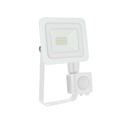 Noctis Lux 2 Smd 230 V 10 W Ip44 Cw Weiß Mit Sensor