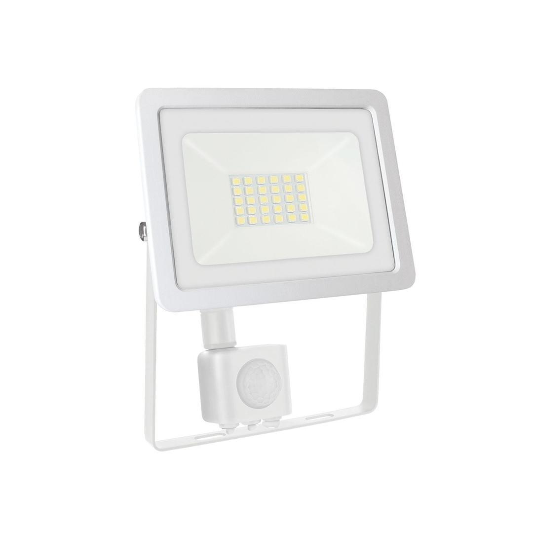 Noctis Lux 2 Smd 230 V 20 W IP44 NW Weiß Mit Sensor