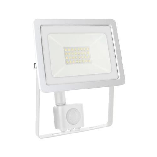 Noctis Lux 2 Smd 230 V 30 W IP44 NW Weiß Mit Sensor