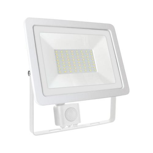 Noctis Lux 2 Smd 230 V 50 W IP44 NW Weiß Mit Sensor