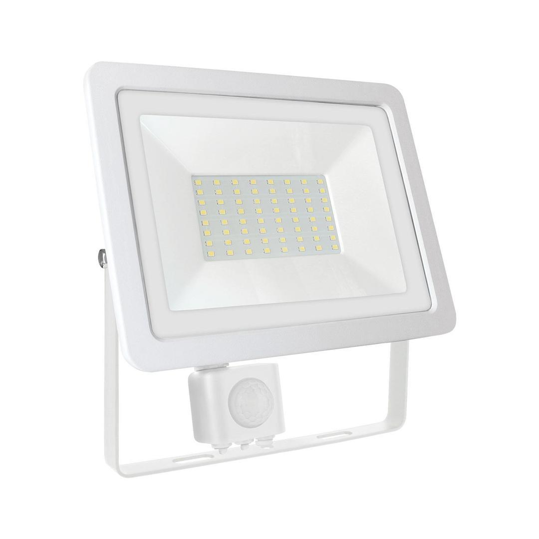 Noctis Lux 2 Smd 230 V 50 W IP44 WW Weiß Mit Sensor