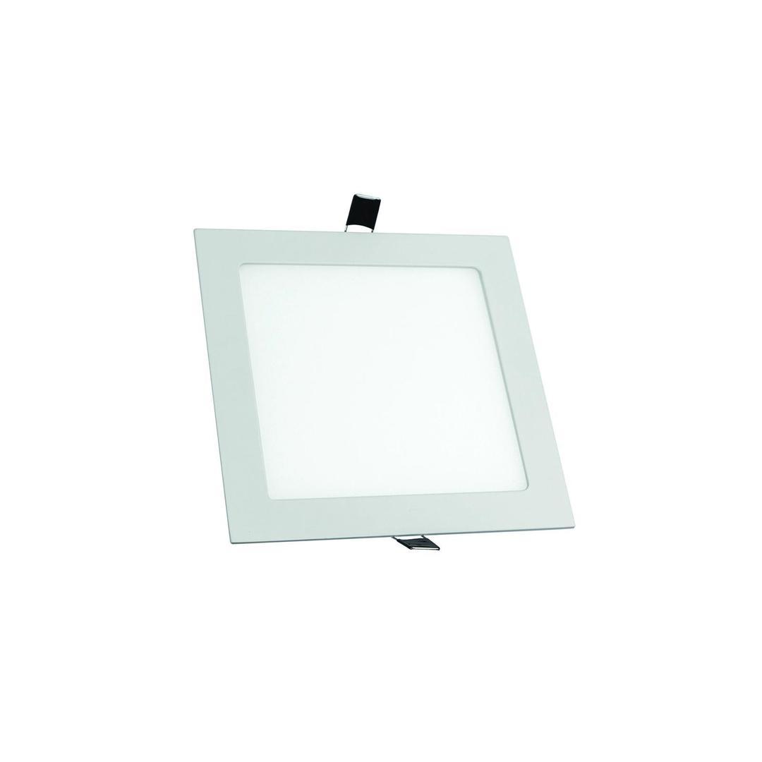 Algine Eco Led Square 230 V 12 W IP20 WW Unterputz
