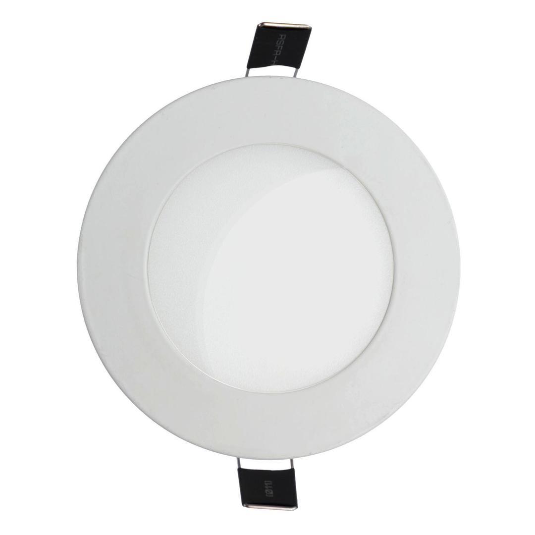 Algine Eco Ii LED rund 230 V 18 W IP20 CW Unterputz