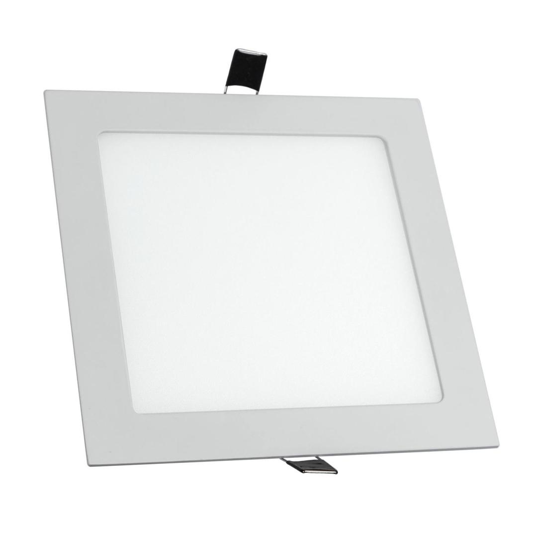 Algine Eco II Led Square 230 V 18 W IP20 CW Unterputz