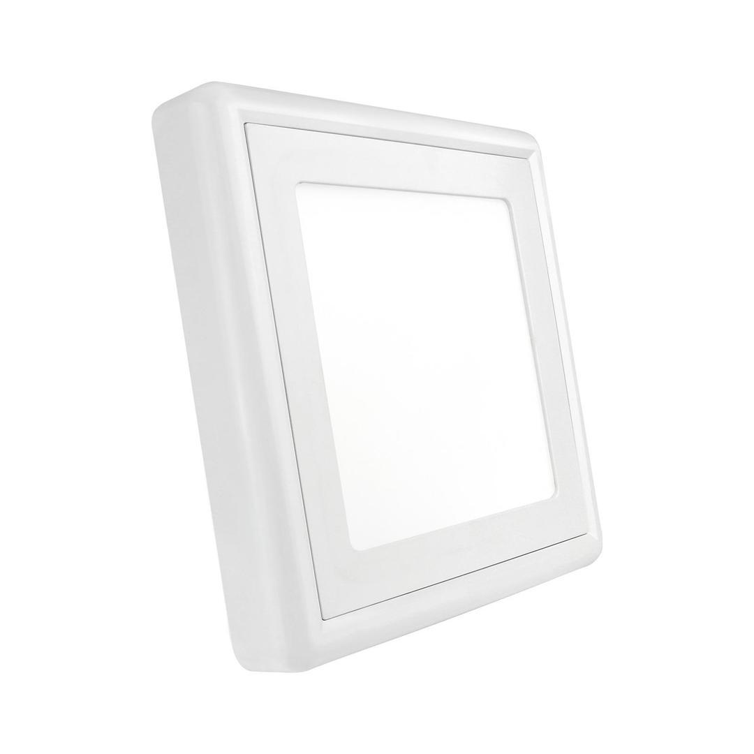 Algine Eco II Led Square 230 V 6 W Ip20 Cw Aufputzmontage