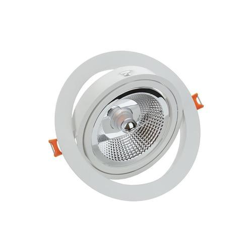Mdd Maxi Uno Round Ar111 Gu10 X 1 Weiß