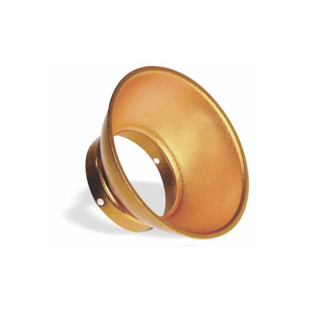 Elemento Runde Reflektoren Gold