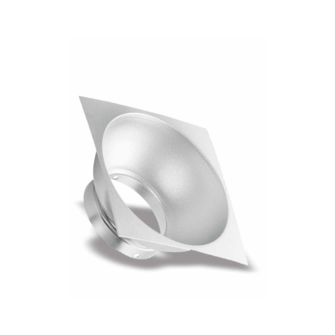 Elemento Square Reflektoren Silber