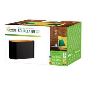 Squalla G9 Ip20 Schwarzgold small 2