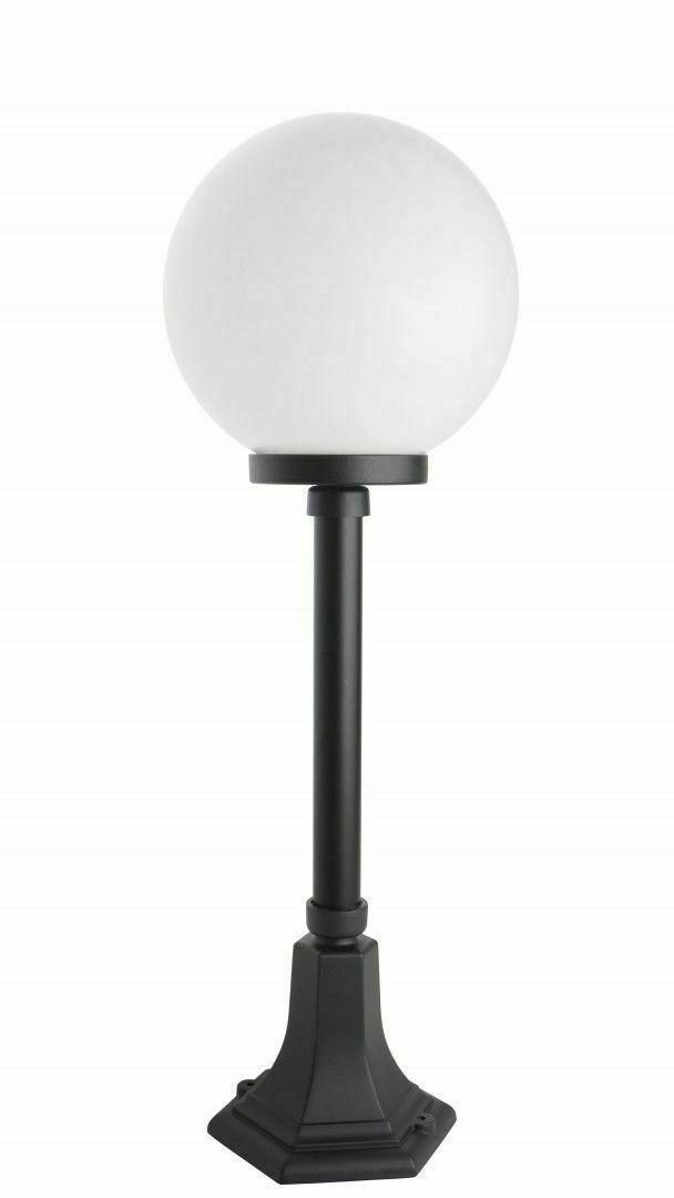 Klassische Stehkugellampe für den Garten (74 cm)