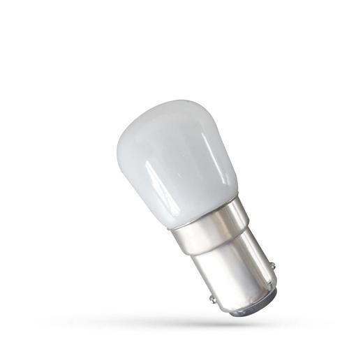 LED-Flächenleuchte 230 V 2 W Ba15 D Cw-Spektrum