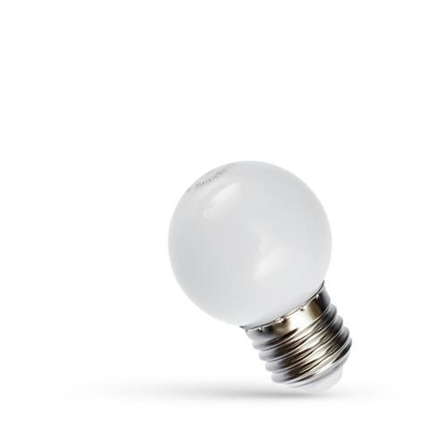 Led Kugel E27 230 V 1 W Weiß Spektrum