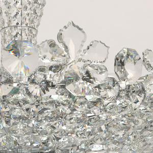 Hängelampe Laura Crystal 14 Chrom - 345010814 small 3