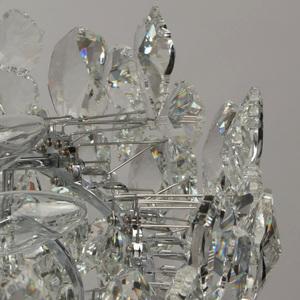 Hängelampe Laura Crystal 14 Chrom - 345010814 small 9
