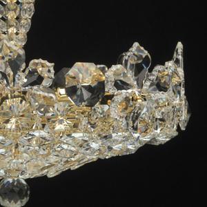 Hängelampe Laura Crystal 8 Gold - 345011508 small 6