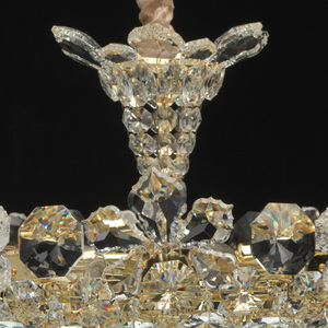 Hängelampe Laura Crystal 8 Gold - 345011508 small 7