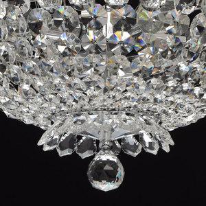 Hängelampe Patricia Crystal 6 Chrom - 447010306 small 2