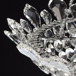 Hängelampe Patricia Crystal 6 Chrom - 447010306 small 7