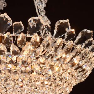 Hängelampe Patricia Crystal 12 Chrom - 447010512 small 4