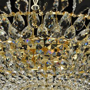 Hängelampe Patricia Crystal 12 Gold - 447010612 small 5