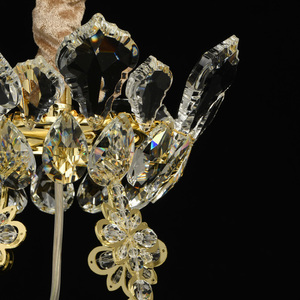 Hängelampe Patricia Crystal 12 Gold - 447010612 small 7