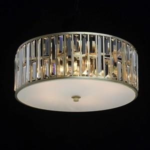 Hängelampe Monarch Crystal 5 Gold - 121010205 small 1