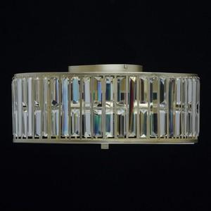 Hängelampe Monarch Crystal 5 Gold - 121010205 small 2