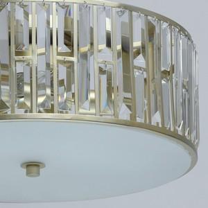 Hängelampe Monarch Crystal 5 Gold - 121010205 small 3