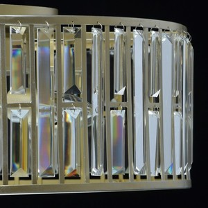 Hängelampe Monarch Crystal 5 Gold - 121010205 small 5