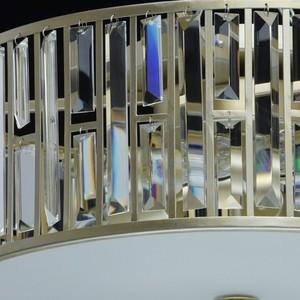 Hängelampe Monarch Crystal 5 Gold - 121010205 small 7