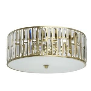 Hängelampe Monarch Crystal 5 Gold - 121010205 small 0