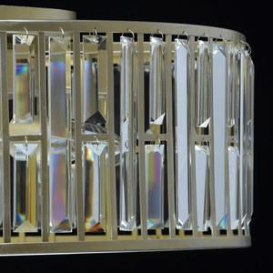 Hängelampe Monarch Crystal 5 Gold - 121010305 small 5