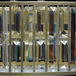 Hängelampe Monarch Crystal 5 Gold - 121010305 small 8