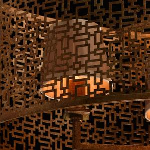 Hängelampe Marokko Loft 10 Kupfer - 185010410 small 5