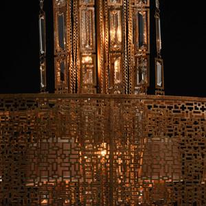 Hängelampe Marokko Loft 10 Kupfer - 185010410 small 11