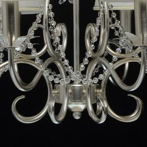 Hängelampe Valencia Elegance 8 Silber - 299011608 small 10