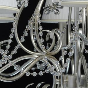 Hängelampe Valencia Elegance 8 Silber - 299011608 small 12